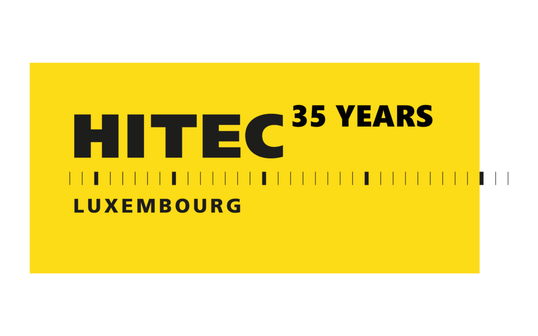 HITEC Luxembourg celebrates 35 years of existence